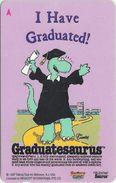 Singapore - Graduatesaurus - Cartoons Saurus - 219SIGC99 - 1999, Used - Singapore
