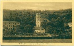 Bad Cleve : Blick Auf Den Tiergartenwald Und Villenpartie : 1919 - Duesseldorf