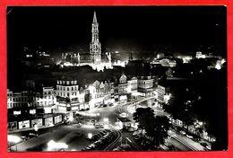 BRUXELLES  La  Nuit - Bruxelles La Nuit