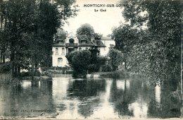 CPA  - MONTIGNY-SUR-LOING - LE GUE - Autres Communes