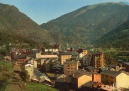 Valls D Andorra Andorra La Vella Vue Generale 1974 (LOT 32) - Andorre