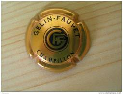 Capsule Champagne Gelin Fauvet - Unclassified