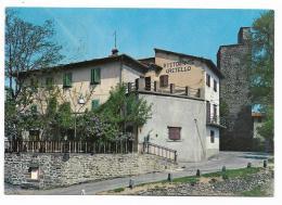 MONTEMIGNAIO - ALBERGO RISTORANTE CASTELLO  VIAGGIATA FG - Arezzo