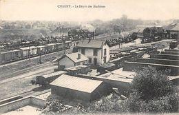 CHAGNY - Le Dépôt Des Machines - Chagny