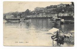 LUGANO - QUAI VIAGGIATA FP - TI Ticino