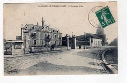 La Chapelle Vieille Forêt - L'hôtel De Ville - 89 - - France