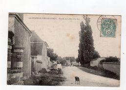 La Chapelle Vieille Forêt - Entrée De La Rue D'en Bas - 89 - - France