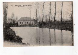 La Chapelle Vieille Forêt - Le Moulin - 89 - - France