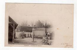 Flogny - La Ferme Du Chateau - 89 - - Flogny La Chapelle