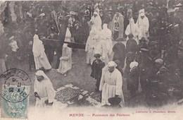 MENDE Procession Des Penitents - Mende