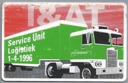 NL.- Telefoonkaart. 2 1/2  GULDEN. PTT Telecom. Service Unit Logistiek 1-4-1996. I&AT. - C309212975 - Auto's
