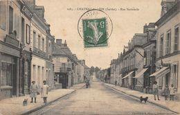 CHATEAU DU LOIR - Rue Nationale - Chateau Du Loir