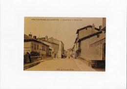 REPRODUCTION De CPA Sur Papier Photo Couleur 13 Par 18cm - Châtillon-sur-Chalaronne