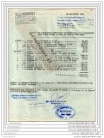 98 03 GUYANE SAINT LAURENT DE MARONI 1967 Commercant RENE FOURNIER Dest SANATORIUM HANSENIEN ACAROUANY ( Beau Tampon ) - France