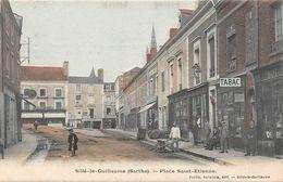 SILLE LE GUILLAUME - Place Saint Etienne - Sille Le Guillaume
