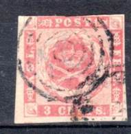 ANTILLES DANOISES - N° 2   Oblitéré (1855-67) - Denmark (West Indies)