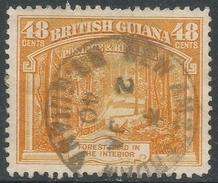British Guiana. 1938-52 KGVI. 48c Used. P12½. SG 314 - British Guiana (...-1966)