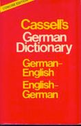 « Cassell's German Dictionnary - Concise édition » - Cassell Ltd, London (1978) - 1950-Now