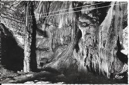 Lot De 2 Cartes : Grottes D'OSSELLE :  La Cascade D'Or Et La Colone Bleue - Louis XIV - Ohne Zuordnung