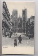 BRUXELLES - Sainte Gudule - Animée - Monuments, édifices