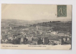 SAINT JULIEN EN JAREZ - 1915 - St Julien - Saint Chamond