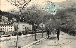 CORSE - Une Vue De SARTENE - 1905 - Sartene