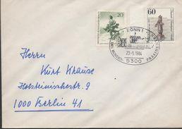 3233   Carta Bonn Prasidenten  Wahl Des Bundes, Elecciones Presidenciales - [7] República Federal