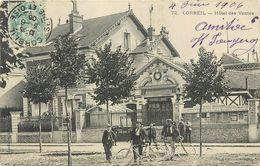 91 - CORBEIL - ESSONNE - HOTEL DES VENTES - ANIMEE - VOIR SCANS - Corbeil Essonnes