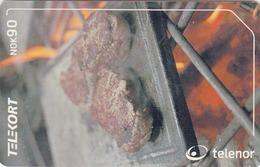 NORWAY - Beefsteak N217, 09/01, Tirage 20.000, Used - Norway