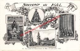 Souvenir De Hal - Halle - Halle
