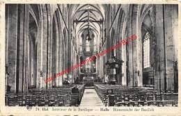 Intérieur De La Basilique - Halle - Halle