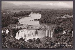 ETHIOPIA , OLD POSTCARD - Ethiopie