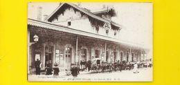 ARCACHON La Gare Du Midi (Marcel Delboy) Gironde (33) - Arcachon