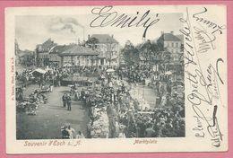 Luxemburg - ESCH Sur ALZETTE - Marktplatz - Esch-sur-Alzette