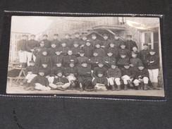 VALOGNE 2/4/1916 - 3e Peloton De La 10e Compagnie.  Noms Et Grades De Tous Les Militaires Au Dos. - 1914-18