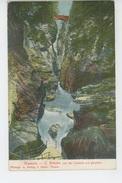 SUISSE - GRISONS - VIAMALA - Brücke Von Der Gallerie Ausgesehen - GR Grisons