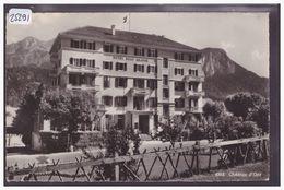 DISTRICT DU PAYS D'ENHAUT - CHATEAU D'OEX - HOTEL BEAU SEJOUR - TB - VD Vaud