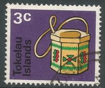 Tokelau Islands. 1971 Handicrafts. 3c Used. SG 27 - Tokelau