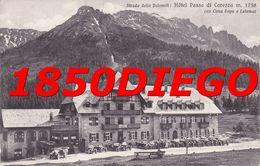 PASSO DI CAREZZA STRADA DELLE DOLOMITI - HOTEL F/PICCOLO VIAGGIATA ANIMATA - Bolzano (Bozen)