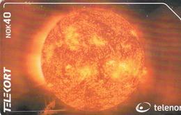 NORWAY - Sunstorm N223, 08/01, Tirage 50.000, Used - Norvège