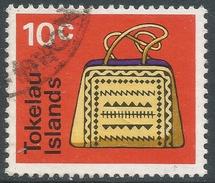 Tokelau Islands. 1971 Handicrafts. 10c Used. SG 29 - Tokelau