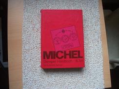 Allemagne:Michel  Stempel  Handbuch  III Teil - Deutschland