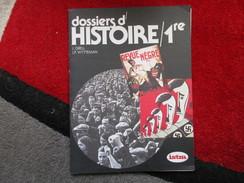 """Dossier D'Histoire / 1er """"Pages Spécimens"""" (J.Grell / J.P. Wytteman) éditions Istra De 1982 - Books, Magazines, Comics"""