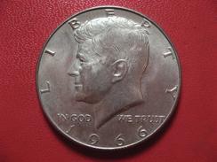 Etats-Unis - USA - Half Dollar 1966 2199 - Federal Issues