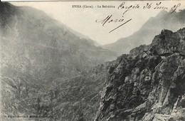 CORSE - EVISA - Le Belvédère - J. Moretti 1905 - Francia