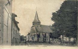 60 - Hardivillers - L'Eglise - 1916 - France
