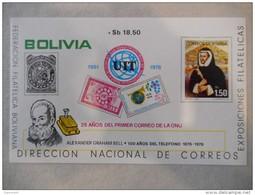 Y277 Bolivien Mnh Block 73 - Telefon UNO UIT / ITU - Bolivie
