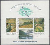 TRISTAN DA CUNHA 1974 Nº HB-4 USADO - Tristan Da Cunha