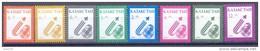 1995. Kazakhstan, Definitives, 8v, Mint/** - Kazakhstan