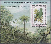 SANTO TOME PRINCIPE 1979 Nº HB-13 USADO - Sao Tomé Y Príncipe